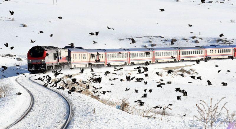 Kars'ta kış turizmine 'Doğu Ekspresi' dopingi