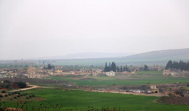 Afrin'deki patlamada 1 asker şehit