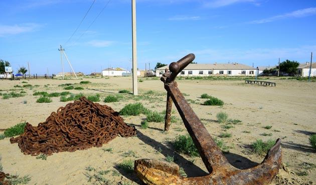 Kazakistan'da 'Aral'ın dostları' Sempozyumu