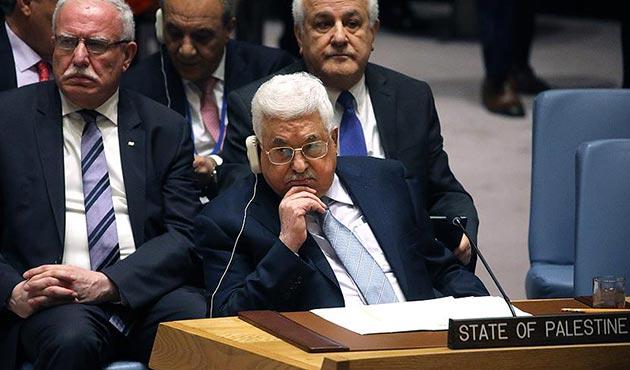 Abbas'tan BMGK'ye iki önemli çağrı
