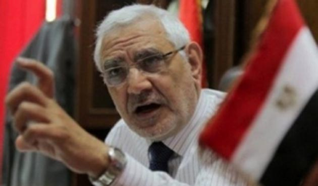 Mısırlı siyasetçi Ebul Futuh'tan 'mücadeleye devam' mesajı