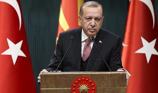 Cumhurbaşkanı Erdoğan'dan Afrin açıklaması: Bedelini çok ağır öderler