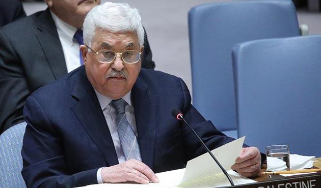 Hamas'tan Abbas'ın BMGK konuşmasına tepki