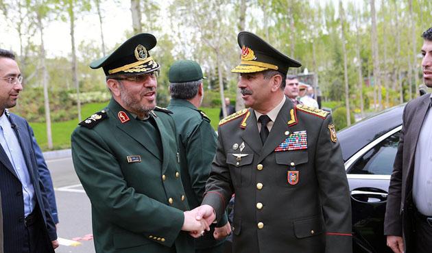 İran ve Azerbaycan askeri ilişkileri geliştirecek