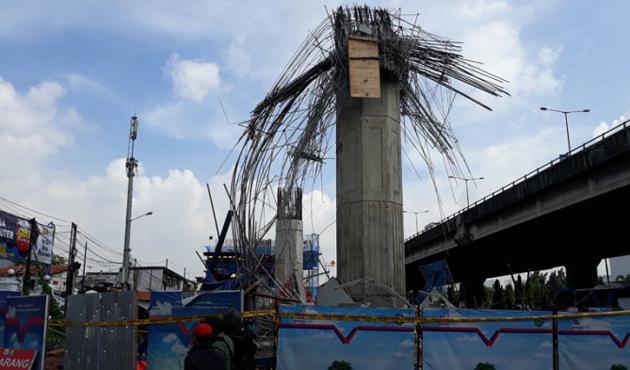 Endonezya'da tüm otoyol projeleri durduruldu