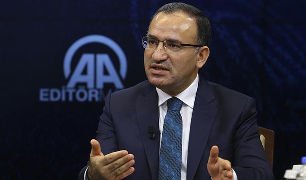 Bozdağ'dan 'Cumhur İttifakı'na ilişkin kritik açıklamalar