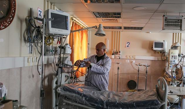 Gazze'deki abluka bin can aldı