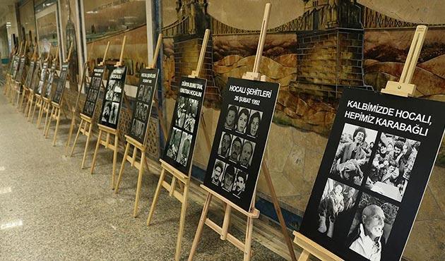 İstanbul'da 'Hocalı'ya Adalet' sergisi