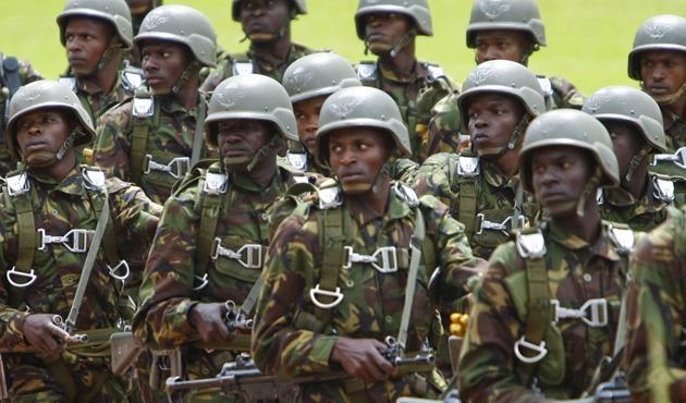 Kenya ve Somali'den Eş-Şebab'a karşı ortak operasyon