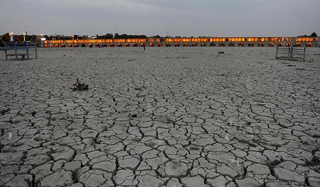 İran'ın neredeyse tamamı kuraklığın etkisinde