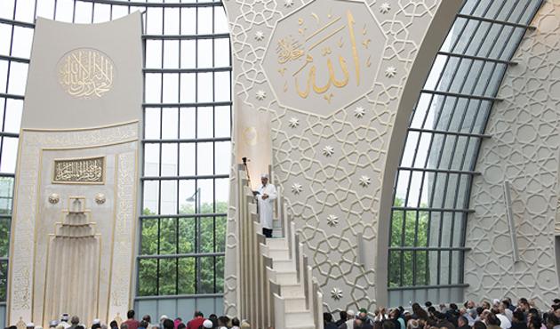 Almanya'da 'Kur'an Ziyafeti'