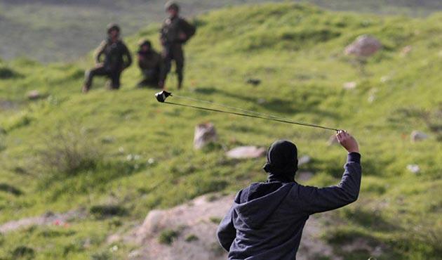 İşgal güçlerinden Gazze sınırındaki Kudüs gösterilerine müdahale