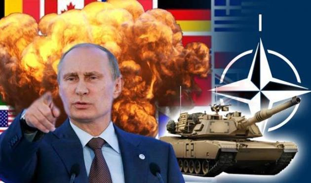 NATO Rusya'ya çok kızdı