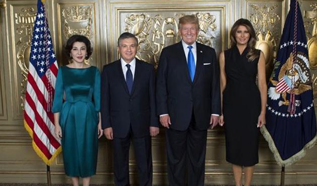 Trump'tan Taşkent'teki Afganistan toplantısına destek