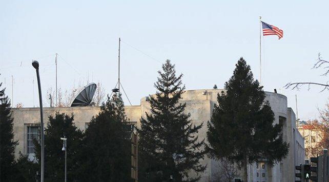Ankara ABD Büyükelçiliği'nde güvenlik alarmı