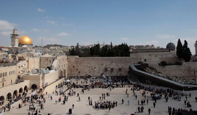 'Tek yol İsrail'i tanımayı askıya almak'