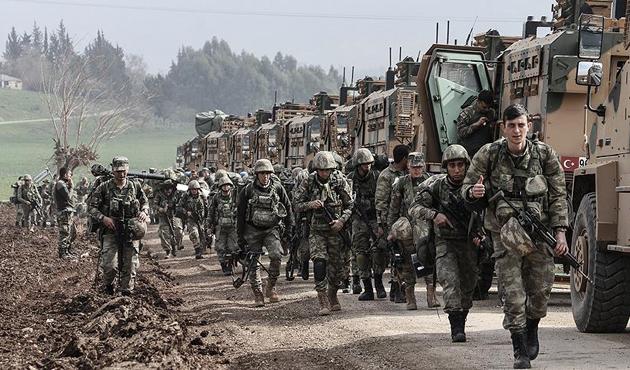 Zeytin Dalı Harekatı'nda etkisiz hale getirilen terörist sayısı 3 bini aştı