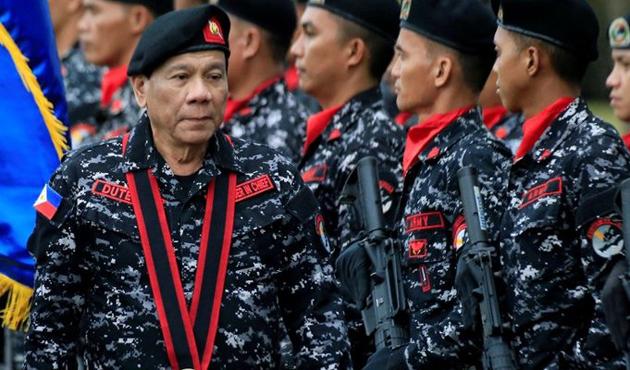 Duterte'nin tokadı BM'yi rahatsız etti