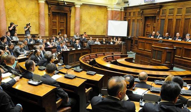 Sırbistan Meclisinden 'soykırım' tasarısına ret