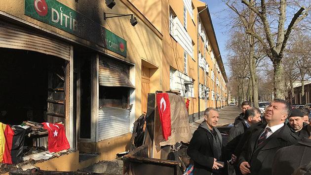 Almanya'daki Müslüman derneklerden dayanışma talebi