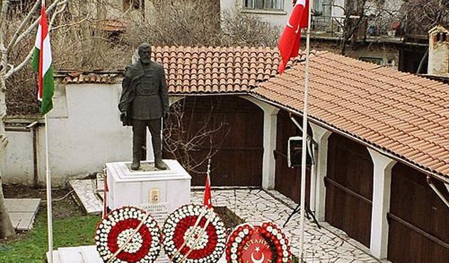Kütahya'da Macaristan Özgürlük Savaşı'nın 170. Yıl Dönümü