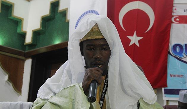 Nijerya'da 3 gün süren Kur'an-ı Kerim'i güzel okuma yarışması