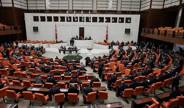 Cinsel istismar suçları tasarısı Meclis'te
