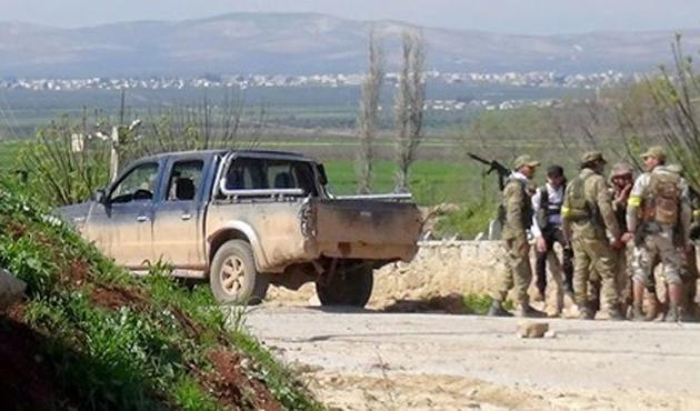 Afrin'deki harekatta 9 köyde daha kontrol sağlandı
