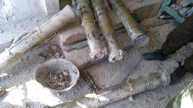 Afrin'de güdümlü tanksavar silahları kullanılamadan ele geçirildi