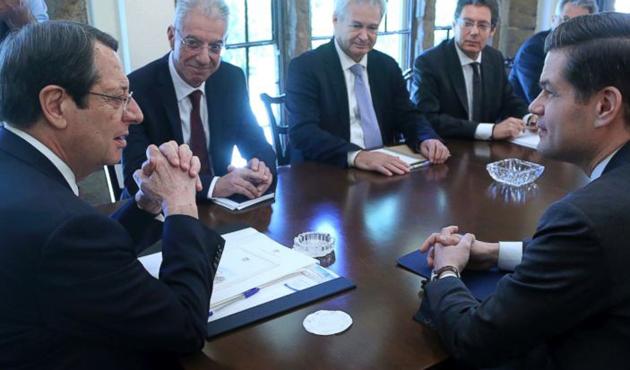 ABD'den Güney Kıbrıs'a doğalgaz arama desteği