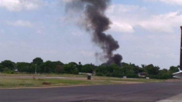 Filipinler'de küçük uçak düştü
