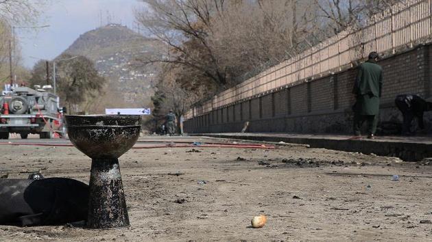 Kabil'de intihar saldırısı: 26 ölü
