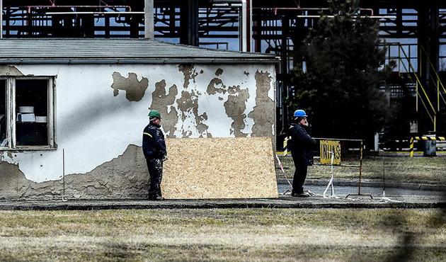 Çekya'da kimyasal madde üreten fabrikada patlama