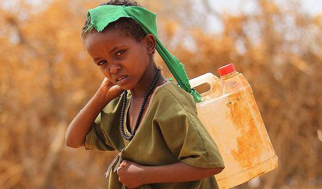 Dünya nüfusunun yarısı susuzluk riski altında
