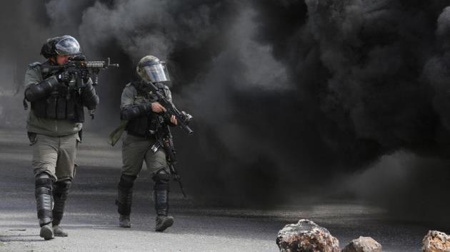 İsrail askerleri Doğu Kudüs'te 21 Filistinliyi yaraladı