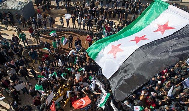 Tel Rıfatlılar kendi topraklarının da YPG/PKK'dan kurtarılmasını istiyor