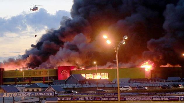 AVM'nin çocuk oyun bölümünde yangın: en az 37 ölü