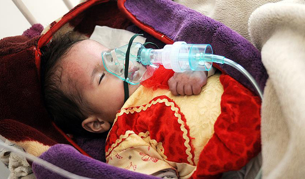 'Yemen'deki çatışmalarda 2017'de her gün en az 5 çocuk öldü'