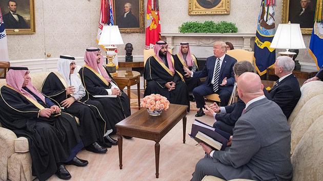 S. Arabistan'ın ABD'nin silahlarına ve varlıklarına bağımlılığı artıyor