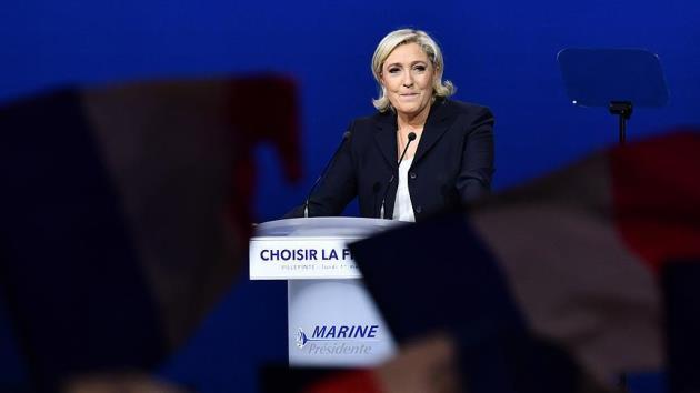 Fransa'da Le Pen'in cezası onaylandı