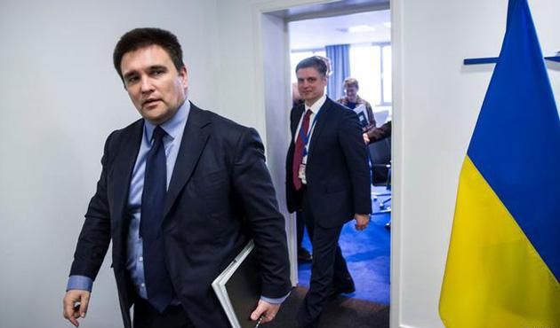 Ukrayna Dışişleri Bakanı'ndan Latin alfabesi teklifi