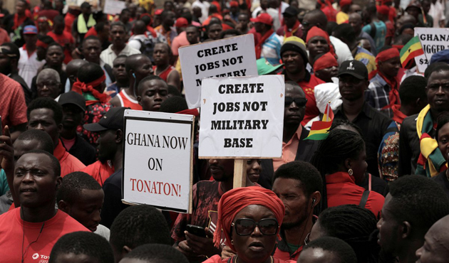 Gana'da bayram izdihamı: 9 ölü