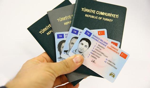 Pasaport, ehliyet ve kimlikte yeni dönem yarın başlıyor   VİDEO