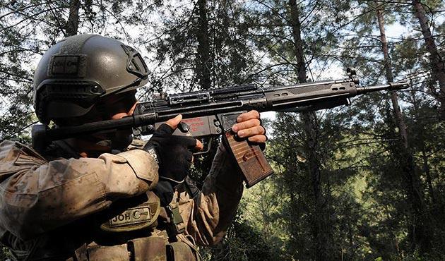 Mardin'de 3 PKK'lı teslim oldu