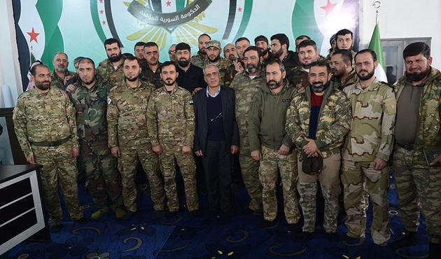 Afrin'de kent güvenliği güçlendirildi