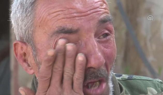 Afrin'de YPG işkencesine maruz kalanlar yaşadıklarını anlattı