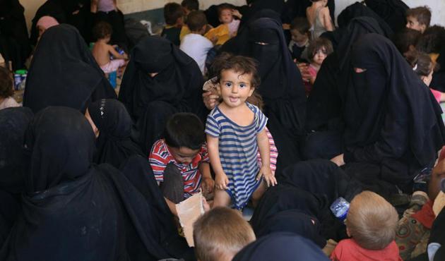 Dışişleri'nden Irak cezaevindeki Türk kadın ve çocuklar için girişim