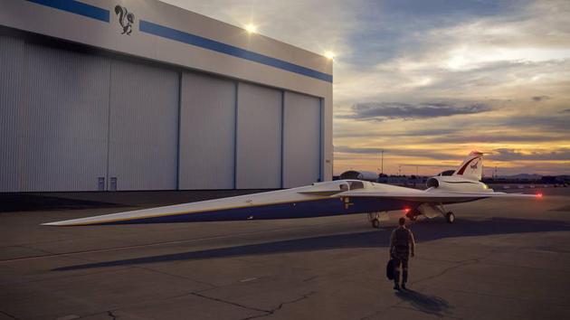 NASA'dan 'sonik patlamasız' jet uçağı projesi