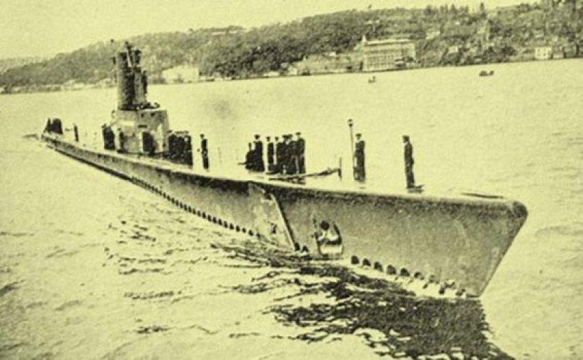 TARİHTE BUGÜN: Dumlupınar Denizaltısı battı