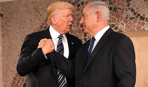 Trump, Netanyahu ile telefonda görüştü